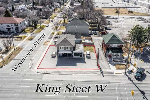 Commercial property for sale at 399 King St Oshawa Ontario - MLS: E4782613