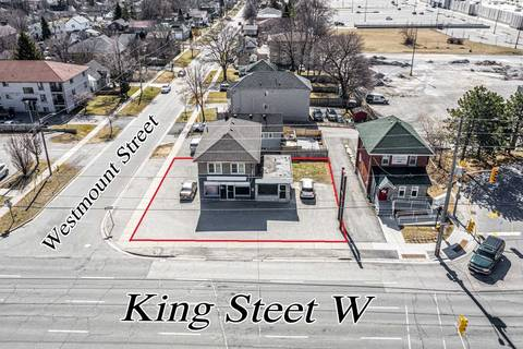 Commercial property for sale at 399 King St Oshawa Ontario - MLS: E4728837