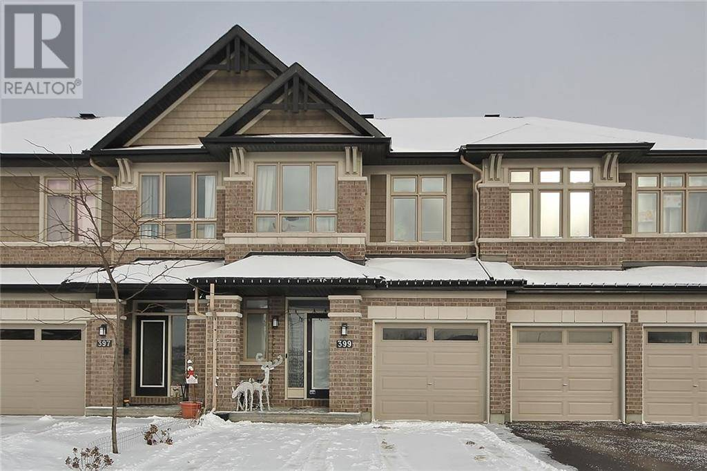 Townhouse for sale at 399 Livery St Ottawa Ontario - MLS: 1178764
