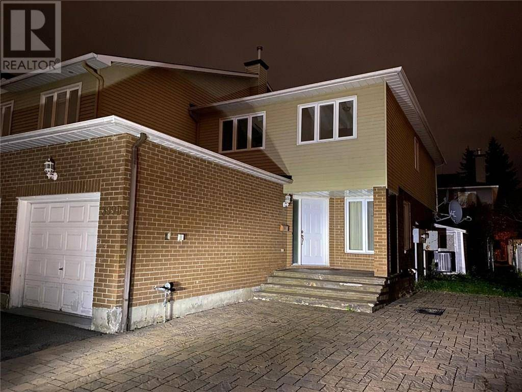 Townhouse for rent at 399 Lorry Greenberg Dr Ottawa Ontario - MLS: 1175060