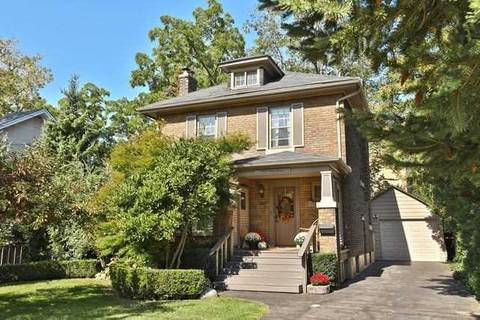 House for sale at 399 Maple Ave Oakville Ontario - MLS: W4584760