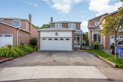 House for sale at 3991 Chicory Ct Mississauga Ontario - MLS: W4585153