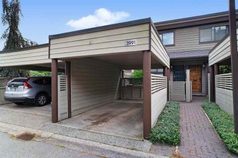 Townhouse for sale at 3991 Springtree Dr Vancouver British Columbia - MLS: R2483239