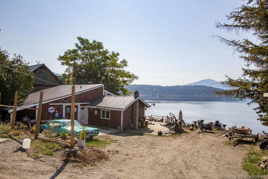 House for sale at 3998 Hacking Rd Tappen British Columbia - MLS: 10189443