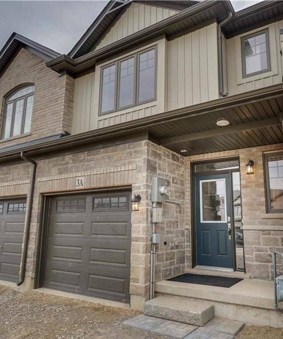 Townhouse for sale at 3 Vic Chambers Pl Paris Ontario - MLS: H4069631