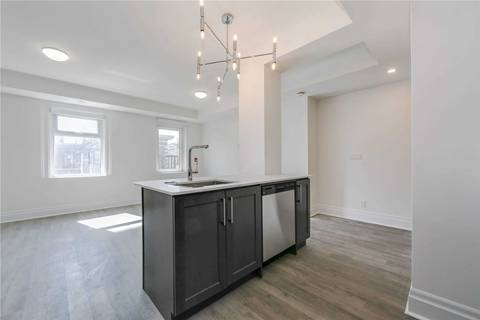 Townhouse for rent at 1 Lansdowne Ave Unit 3B Toronto Ontario - MLS: W4676812