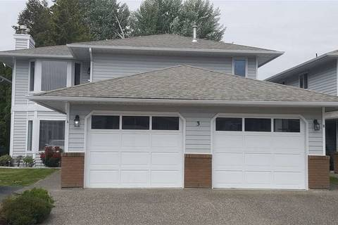 Townhouse for sale at 46354 Brooks Ave Unit 3B Chilliwack British Columbia - MLS: R2356188