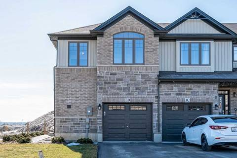 Townhouse for sale at 3 Vic Chambers Pl Brant Ontario - MLS: X4712735