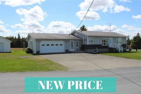 House for sale at 199 Rang Rd Unit 3ieme Dsl De Drummond New Brunswick - MLS: NB021352