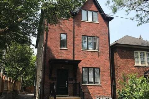 Townhouse for rent at 340 Glenholme Ave Unit 3rd Flr Toronto Ontario - MLS: C4508532