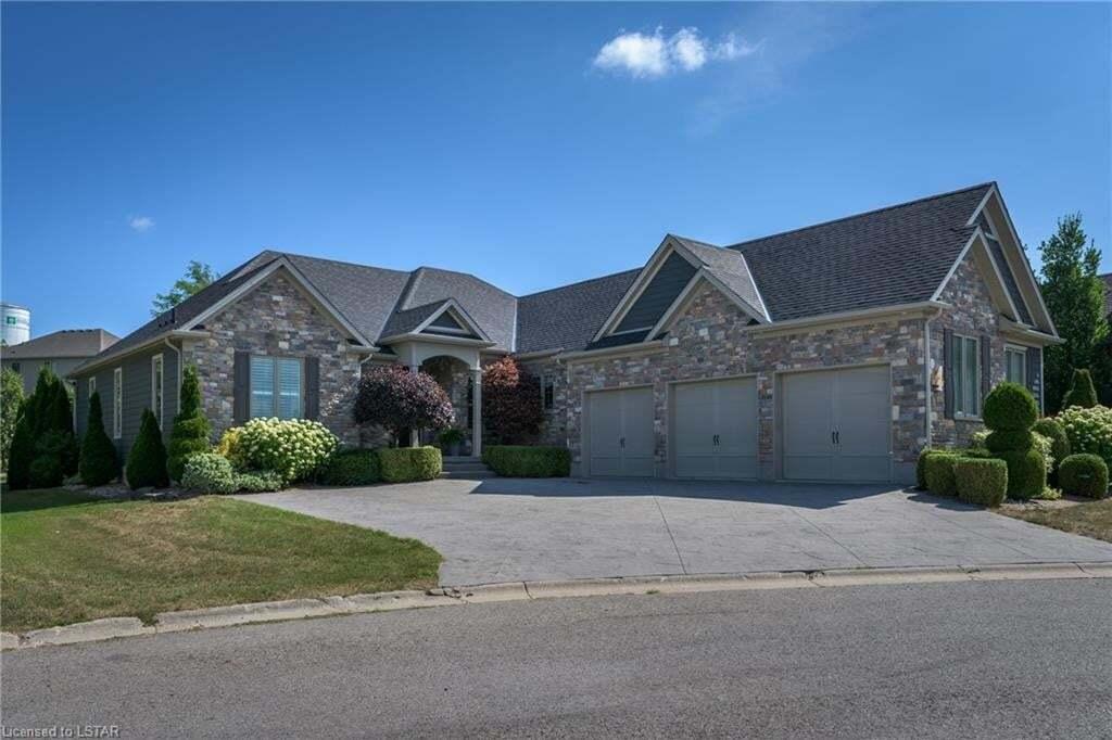 House for sale at 1 Maplewood Ln Unit 4 Ilderton Ontario - MLS: 275809