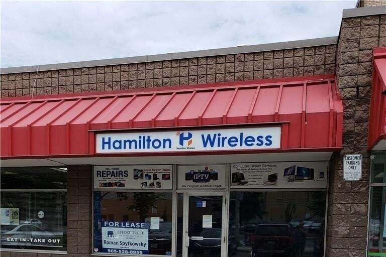 Commercial property for lease at 1 Wilson St Apartment 4 Hamilton Ontario - MLS: H4088246