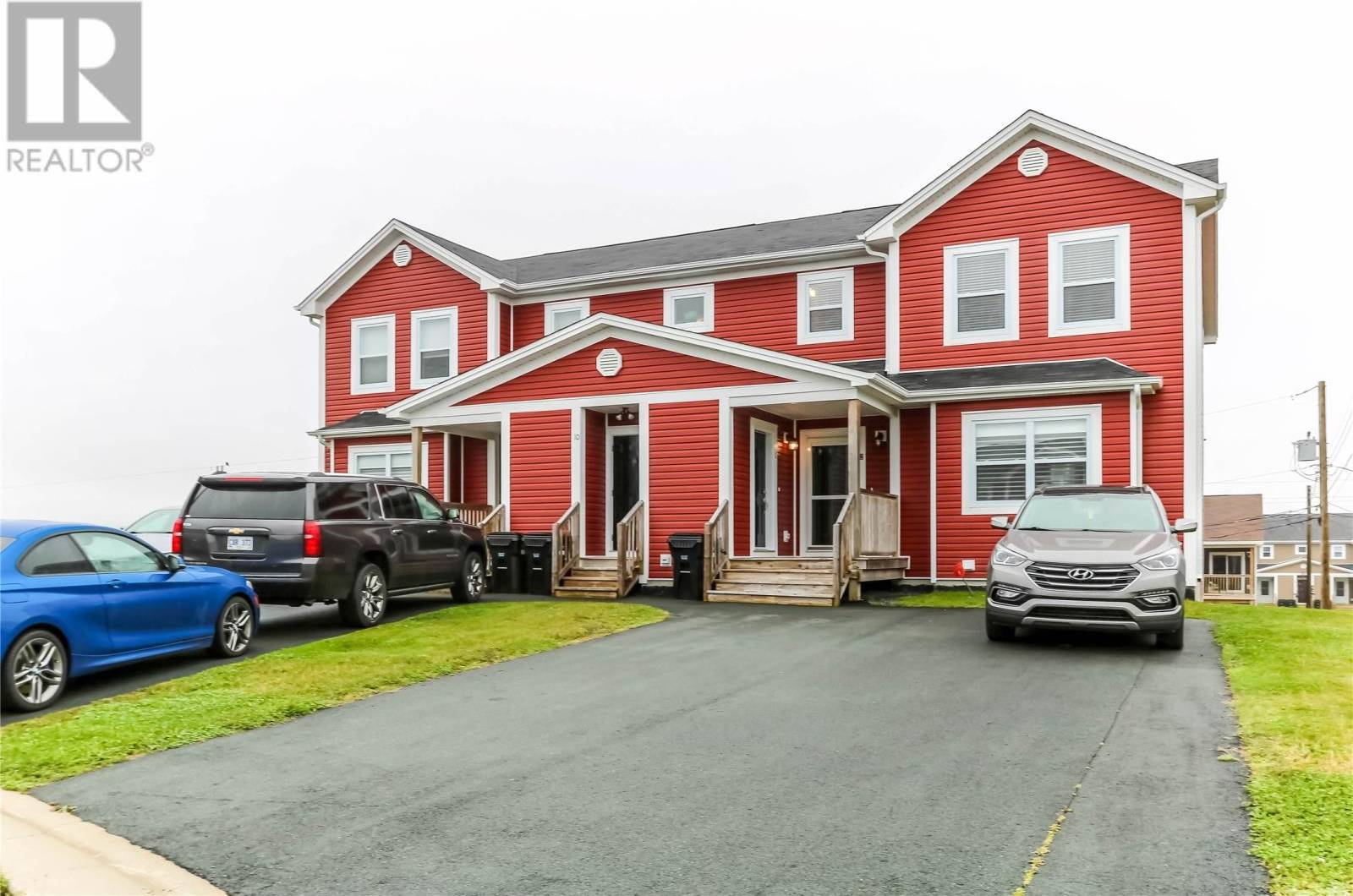 House for sale at 10 Guernsey Pl Unit 4 St. John's Newfoundland - MLS: 1207193