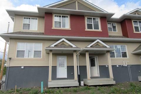 Townhouse for sale at 10114 160 St Nw Unit 4 Edmonton Alberta - MLS: E4155165