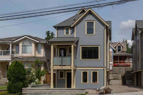 Townhouse for sale at 1023 Third Ave Unit 4 New Westminster British Columbia - MLS: R2477886