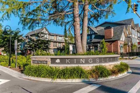 Townhouse for sale at 10388 No. 2 Rd Unit 4 Richmond British Columbia - MLS: R2390932