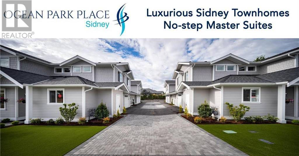 Townhouse for sale at 10490 Resthaven Dr Unit 4 Sidney British Columbia - MLS: 416167