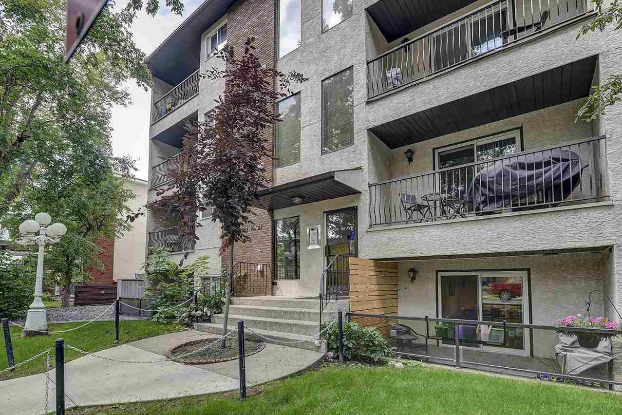 Condo for sale at 10520 80 Ave Nw Unit 4 Edmonton Alberta - MLS: E4166141
