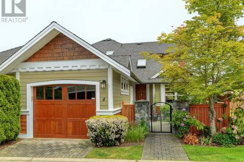 Townhouse for sale at 10520 Mcdonald Park Rd Unit 4 North Saanich British Columbia - MLS: 410940