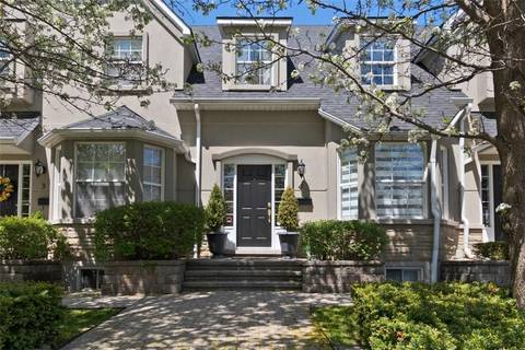 Townhouse for sale at 1061 North Shore Blvd E Unit 4 Burlington Ontario - MLS: H4054350