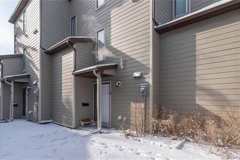 Townhouse for sale at 107 Grier Te Northeast Unit 4 Calgary Alberta - MLS: C4243800