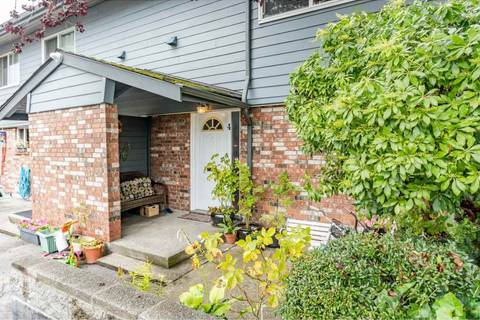 Townhouse for sale at 10736 Guildford Dr Unit 4 Surrey British Columbia - MLS: R2404077