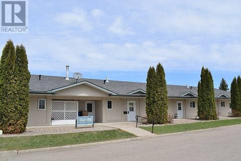 Townhouse for sale at 108 6th Ave E Unit 4 Shellbrook Saskatchewan - MLS: SK804224