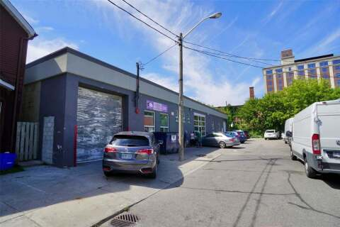 Commercial property for lease at 11 Dublin St Apartment #4 Toronto Ontario - MLS: C4879795