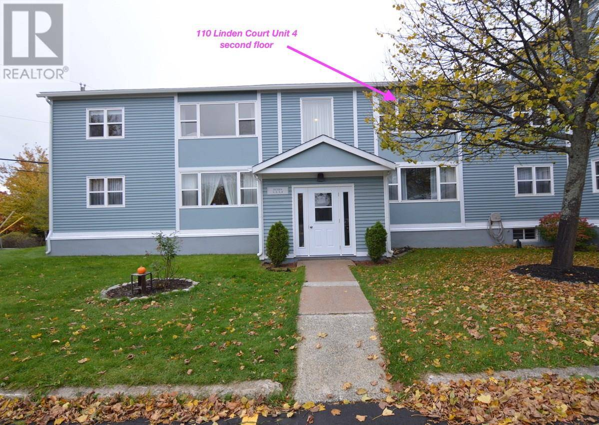 House for sale at 110 Linden Ct Unit 4 St. John's Newfoundland - MLS: 1205675