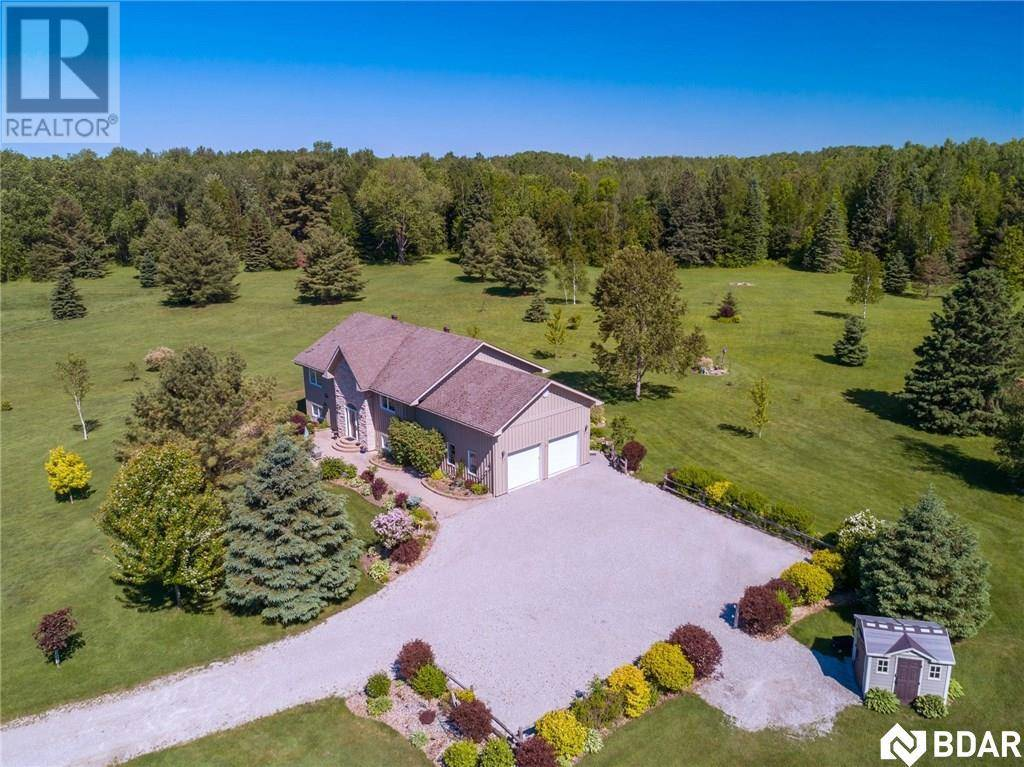 House for sale at 1100 4 Flos Rd East Unit 4 Springwater Ontario - MLS: 30662037