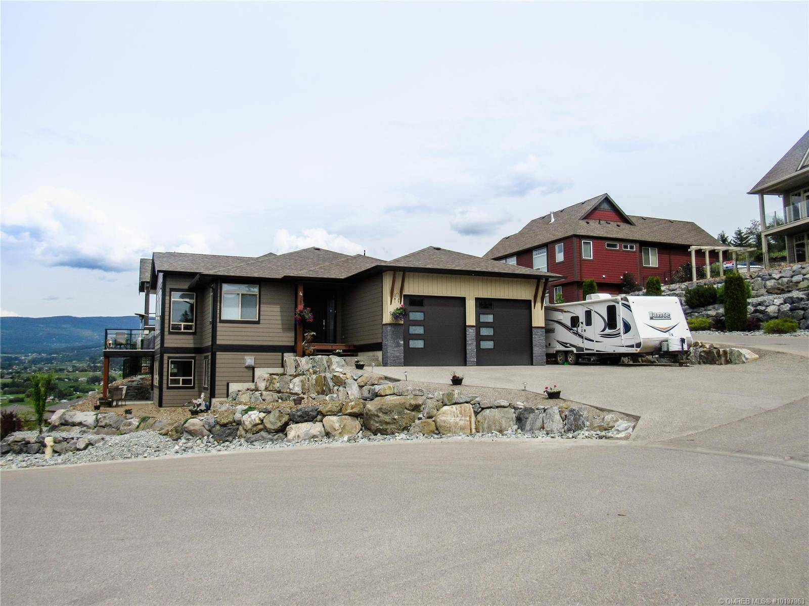 House for sale at 1117 Mt Fosthall Dr Unit 4 Vernon British Columbia - MLS: 10197963