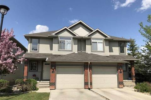 Townhouse for sale at 1128 156 St Nw Unit 4 Edmonton Alberta - MLS: E4165074