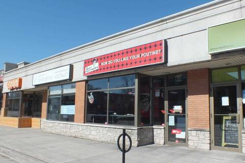 Commercial property for lease at 114 Lakeshore Rd Apartment 4 Mississauga Ontario - MLS: W4735208