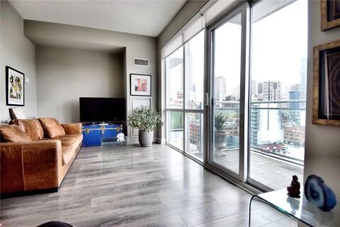 Apartment for rent at 116 George St Unit 1204 Toronto Ontario - MLS: C4768562