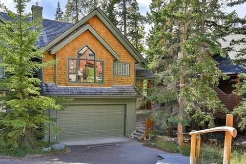 Townhouse for sale at 117 Stone Creek Rd Unit 4 Canmore Alberta - MLS: C4289271
