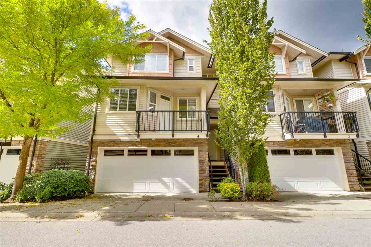 Sold: 4 - 11720 Cottonwood Drive, Maple Ridge, BC