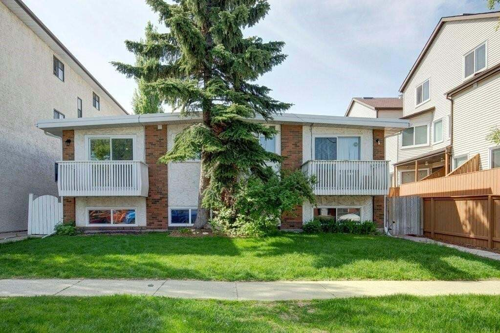 Townhouse for sale at 119 22 Av NE Unit 4 Tuxedo Park, Calgary Alberta - MLS: C4300941