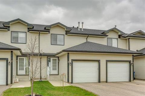 Townhouse for sale at 12 Silver Creek Blvd Northwest Unit 4 Airdrie Alberta - MLS: C4245516