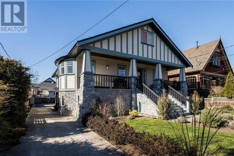 Townhouse for sale at 120 Clarence St Unit 4 Victoria British Columbia - MLS: 407063