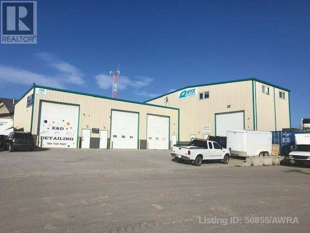 Commercial property for sale at 120 Steele Cres Unit 4 Hinton Hill Alberta - MLS: 50855