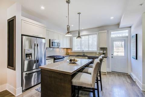 Townhouse for sale at 12161 237 St Unit 4 Maple Ridge British Columbia - MLS: R2358297