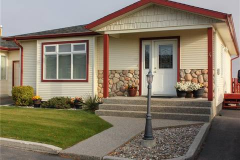 Townhouse for sale at 1261 Bev Mclachlin Dr Unit 4 Pincher Creek Alberta - MLS: LD0147863