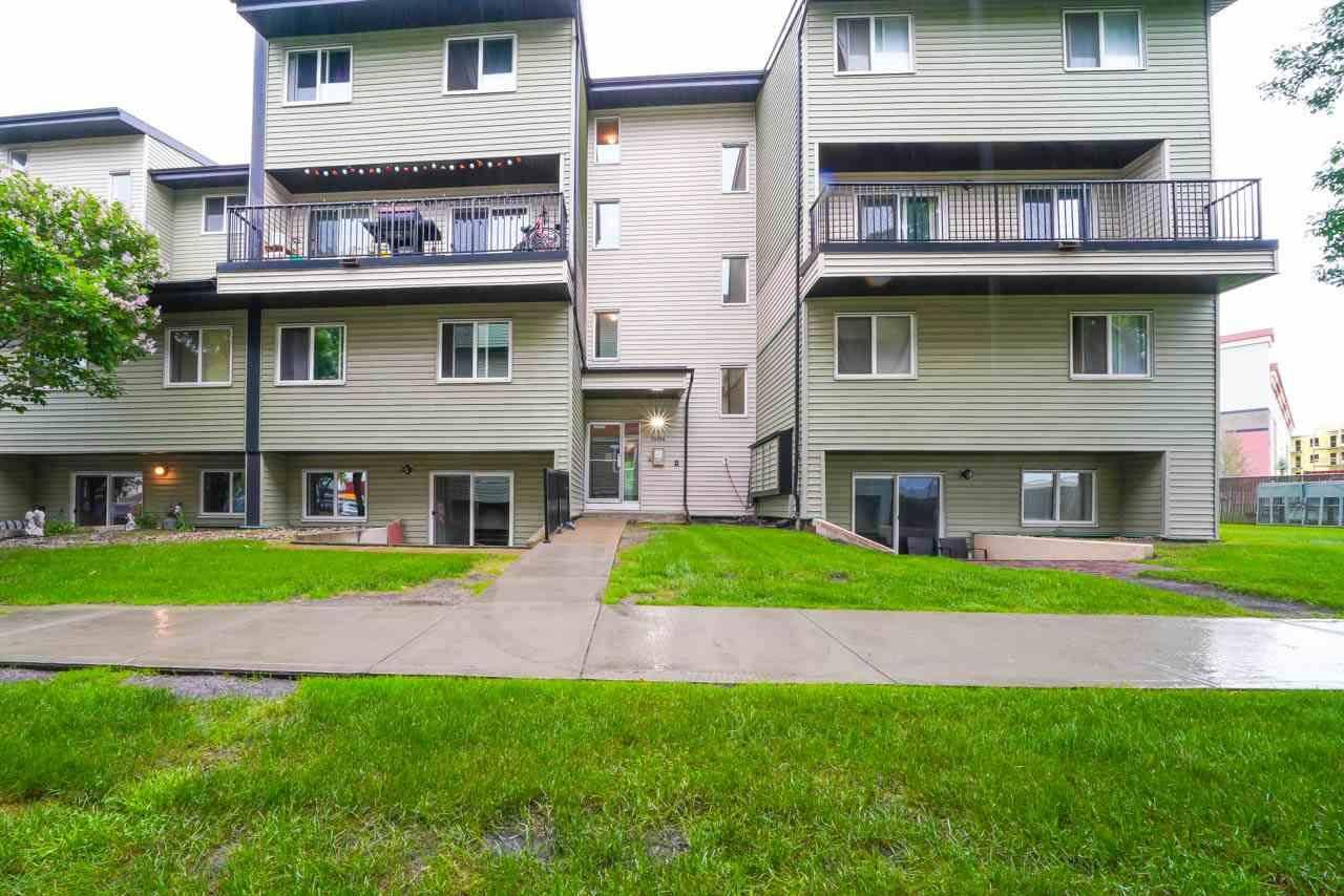 Townhouse for sale at 13454 Fort Rd Nw Unit 4 Edmonton Alberta - MLS: E4189266