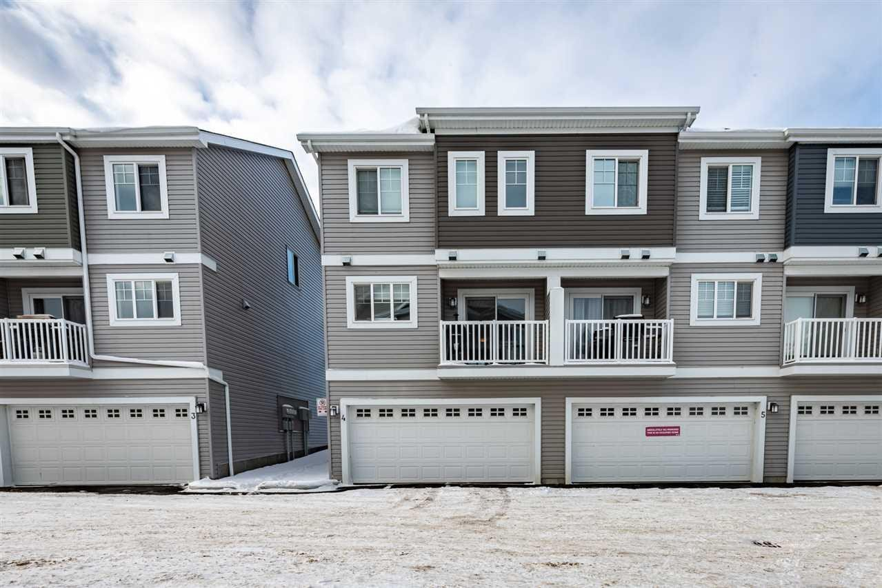 Buliding: 1391 Starling Drive North West, Edmonton, AB