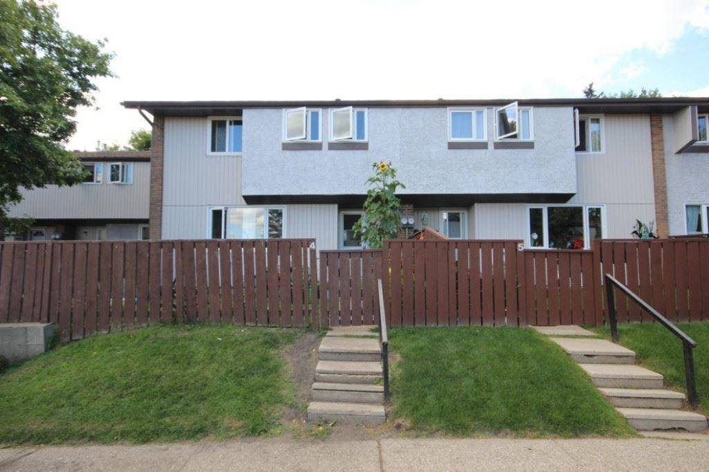 Townhouse for sale at 14120 80 St Nw Unit 4 Edmonton Alberta - MLS: E4171647