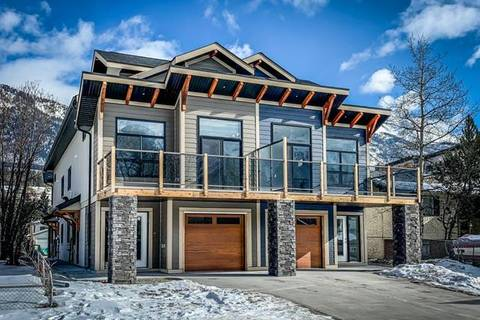 Townhouse for sale at 1418 2 Ave Unit 4 Canmore Alberta - MLS: C4287697