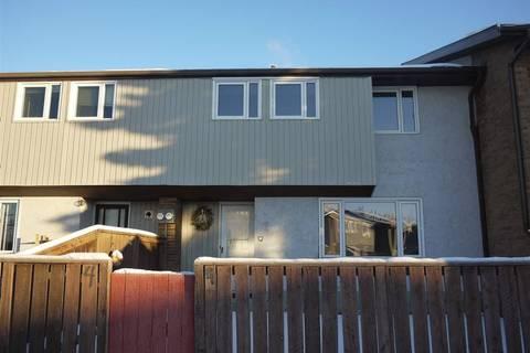 Townhouse for sale at 14310 80 St Nw Unit 4 Edmonton Alberta - MLS: E4136355
