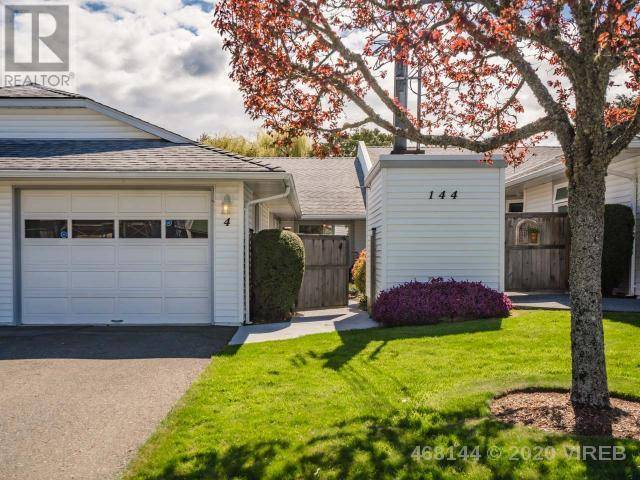 Townhouse for sale at 144 4th E Ave Unit 4 Qualicum Beach British Columbia - MLS: 468144