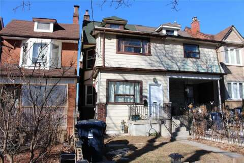 Property for rent at 144 Caledonia Rd Unit 4 Toronto Ontario - MLS: W4807375