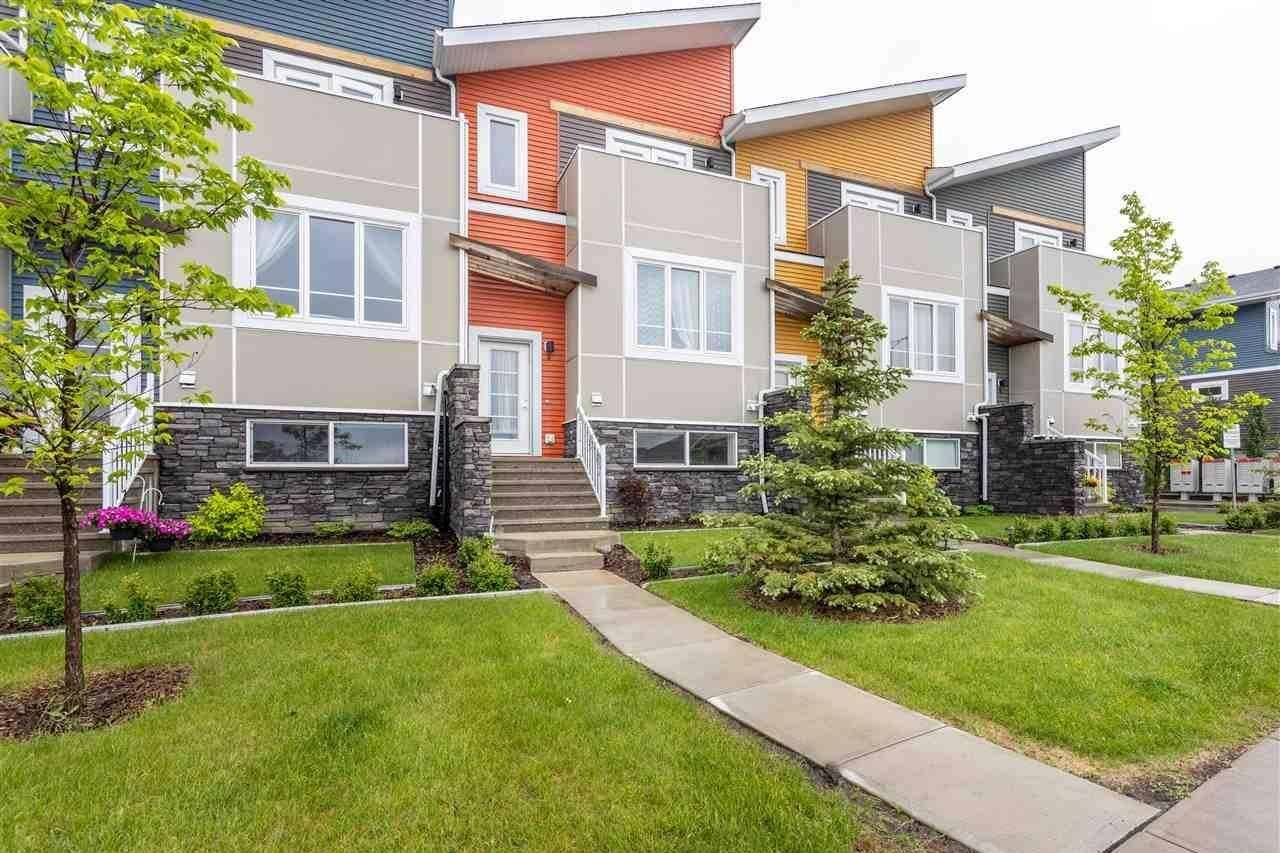 Townhouse for sale at 1480 Watt Dr SW Unit 4 Edmonton Alberta - MLS: E4202324